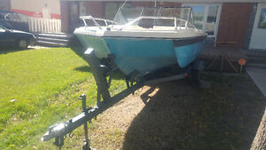 Trihull lund boat for sale