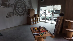 Warehouse for Sublease in Surrey, BC!