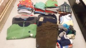 @ 94 items boys clothing bundle size 4-6