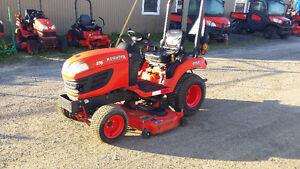 2012 Kubota BX2360v only $318 per month