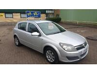 VAUXHALL ASTRA CLUB * £15 Per Week..£O Deposit * NEW MOT * 2005 Petrol Manual