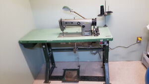 Industrial sewing machine for sale