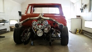 1960-1972 C10 Chevy Custom Chassis!