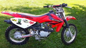 Mint condition honda crf 80 for sale