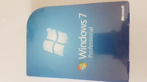 Win 7 Professional DVD for sale
