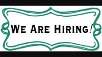 Cleaning Company Hiring for July
