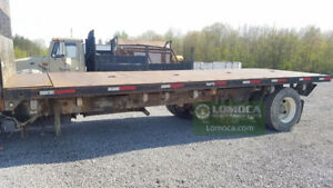 22.5' Flatbed