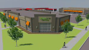 Exclusive Retail Leasing Opportunity