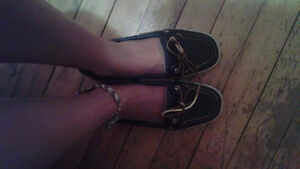 chaussure sperry