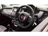 2017 Fiat 500X 1.6 Multijet Cross 5dr Manual Diesel Hatchback