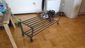 "Ikea ""Portis"" shoe rack"