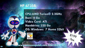 HP 6735b