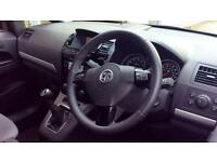 2013 Vauxhall Zafira 1.8i (120) Design 5dr Manual Petrol Estate