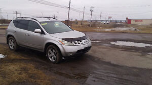 2006 Nissan Murano  ((TRADES WELCOME ))