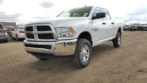 2017 RAM 2500 ST DIESEL CREW CAB MADE TO HAUL !! 17R23996