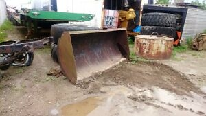push blade for grader   or farm tractor