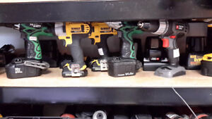 TOOLS, TOOLS, TOOLS FOR SALE