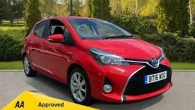 image for Toyota Yaris 1.5 Hybrid Excel CVT - Toyota Auto Hatchback Petrol/Electric Automa