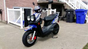 YAMAHA BWS YW50, 2012....IMPECCABLE!!
