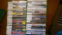 XBOX 360 Slim with 43 games and Kinect