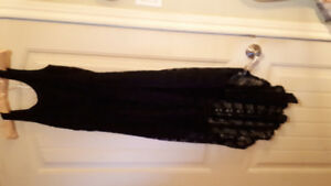 Party dresses size med ,10.oo each I new ,1  barely worn Long dr