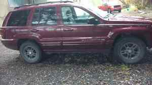 2000 limited jeep grand Cherokee