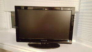 "26"" HDTV in excellent condition with many connections on back"