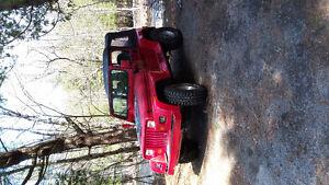 1993 Jeep Renegade Yj Coupé (2 portes)