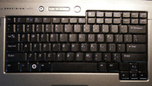 Wanted Dell Precision, Inspiron Keyboard that works.