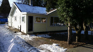 2 BDRM Rancher House for Rent in Chilliwack $2000 negotiable