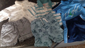Boys outfits 3-6M