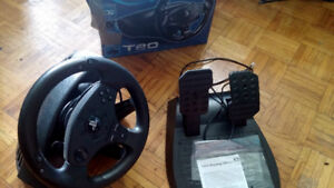 Thrustmaster T80 Racing Wheel for PS4/PS3 - Excellent Condition