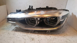 328I 2016 LUMIERE GAUCHE OEM LEFT HEAD LIGHT LAMP