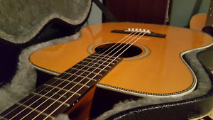 Blueridge BR - 163 Acoustic Guitar (Martin 000 /OM)