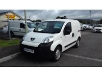 Peugeot Bipper 1.3HDi 75 S with side loading door