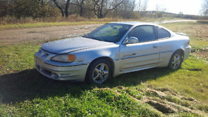 2001 Pontiac Grand Am GT Coupe (2 door)