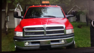 SOLD 2001 Dodge Power Ram CummingsTurbo Deisel 3500 Pickup Truck