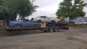 $100 for any scrap vehicle you have