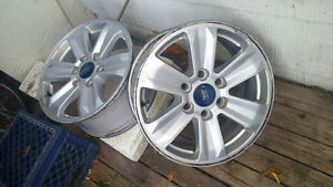 Ford rims 17""