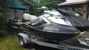 2009 Sea-Doo RXT 215 - Only 77 HRS