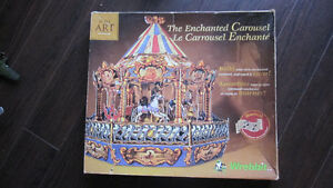 Enchanted Carousel KIT - NEW STILL IN BOX Peterborough Peterborough Area image 2