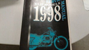 Harley Davidson Official Service Manual;