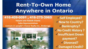 Rent To Own Home Program , Low Down payment? , Any Credit