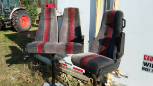SEATS OFF CONVERTED LOBSTER BOAT