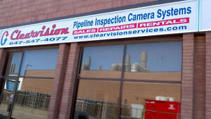 Drain inspection camera Rental