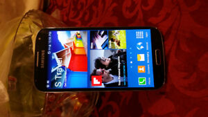 Samsung galaxy s4 unlocked mint condition like new no scratches