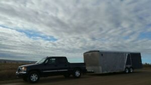 Enclosed Trailer Towing Service, Classic Car Specialist