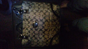 Coach bags. Guess bags and more