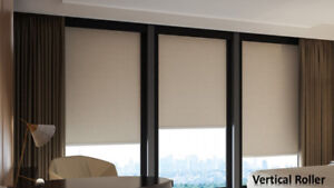 Quotation luxury Blinds and curtains from Dubai