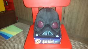 Toutou Angry Bird - Star Wars - Darth Vader (NEUF)